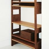 Stave shelves Titus Davies